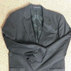 Hugo Boss Suit 40r Super 100s 33X29